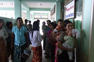 ミャンマープロジェクト写真