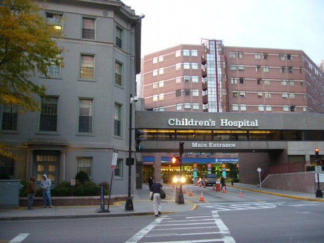 Boston小児病院